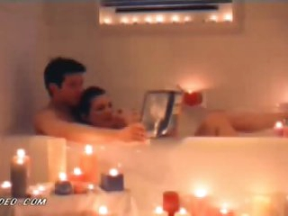 Super Hot Babe Audie England Gets Banged In a Bathtub and In a Jacuzzi