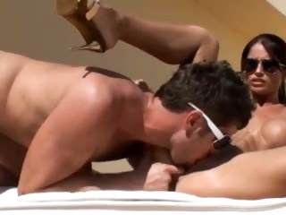 Her intensely tight and hot body is fucked