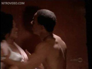 Super Hot Black Beauty Leslie Redden Gets Fucked In a Wild Sex Scene
