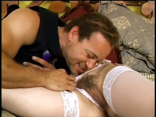 Naturalist Babe Lena Ramone Gets Her Daily Interracial Sex Dose