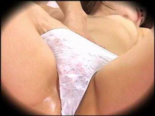 Lesbian Seduction during Massage Part 2