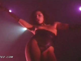 Rae Dawn Chong Hot Topless Dance