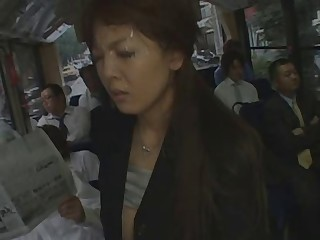Japan big boobs busty tits bus cum facial bbw - xHamster.com