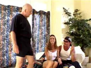 His wife fucked by stranger