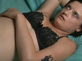Annika Shoves Her Husband's Mouth on that Black Cock