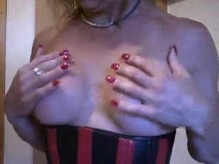 Solo with stripping tgirl that loves lingerie